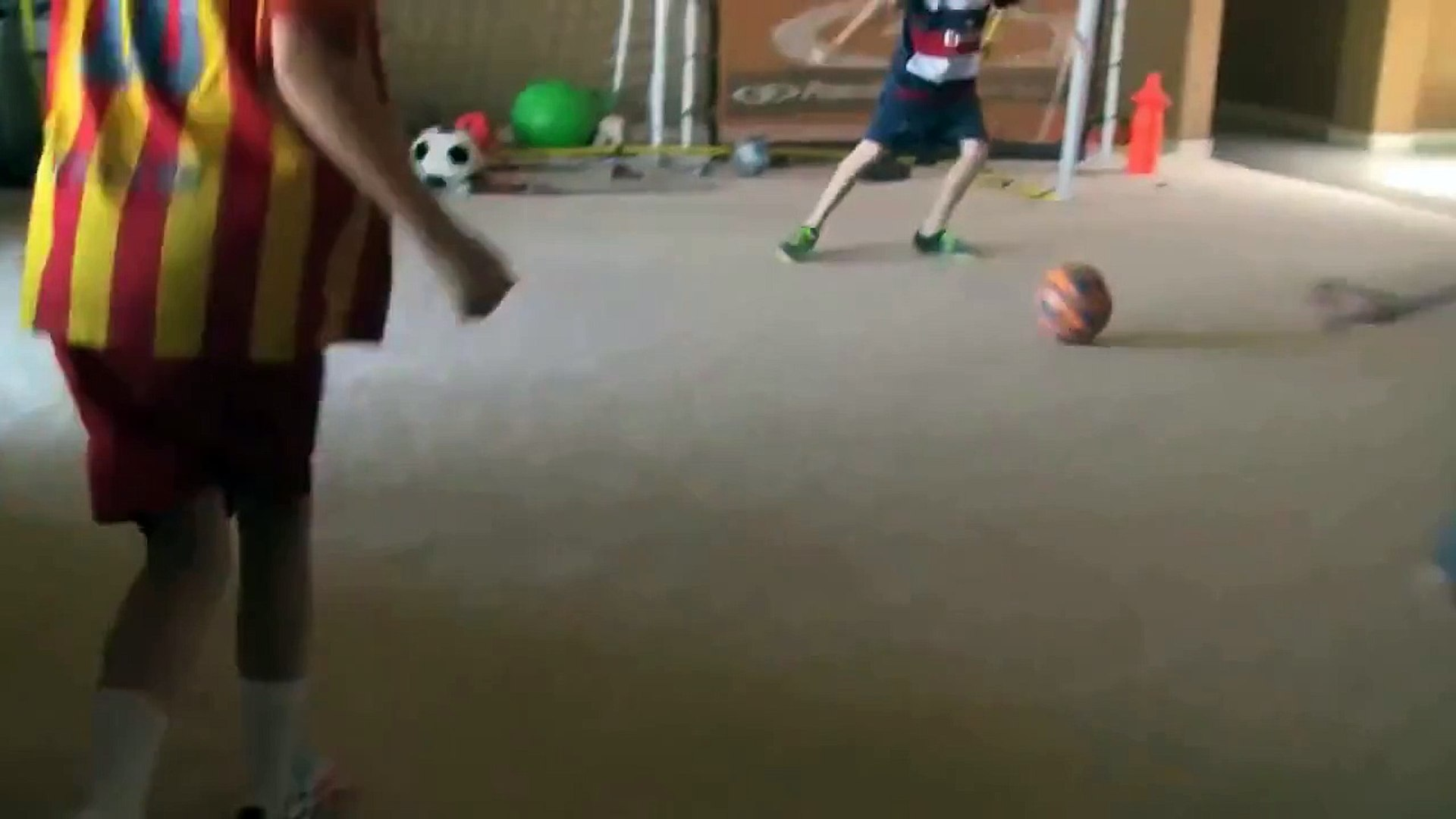 Football Kids Amazing Skill: best kids football playing