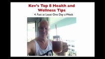 Mind Body Connect - Smiling Body Smiling Mind - Kev's 8 Health Tips for Health and Wellness