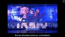 Super Junior-T - Superman   рус. саб  
