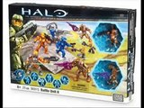 Halo Mega Bloks New 2011 Sets: FALL (Toyfair 2011)