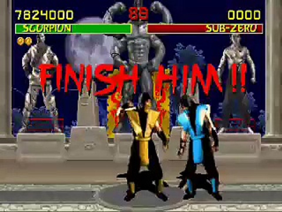 Scorpion Toasty Fatality Evolution Video Dailymotion