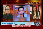 How Many Of MQM Leaders Will Be Arrested In Imran Farooq Murder case And For Money Laundering_- SHahid Masood