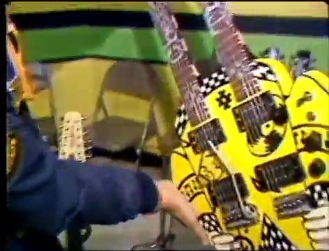 Rick Nielsen's Guitars – 1985 Cheap Trick Interview