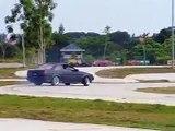 Drift Trueno AE86:In Port Dickson