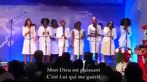 Mon Dieu est  Puissant - Louange (www.BaseGospeL.com) Adoration et Louange