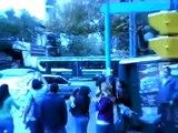 Contra los Desalojos: corte de calles en la ciudad de Buenos Aires, 27 abril 2010