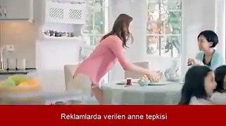 reklamlarda anne gercekte anne