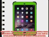 TRIDENT Case Kraken AMS Apple iPad Air 2 - Retail Packaging - Trident Green