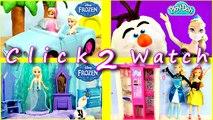 Congelados Barbie Elsa y Ana Impresionante Sueño Play Doh Disney Congelado Plas
