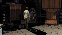 The Wolf Among Us Wolf and Magic Mirror
