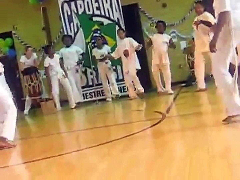 Capoeira History Play.. Kids Batizado