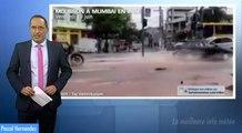 Mousson en Inde : de gigantesques inondations à Bombay