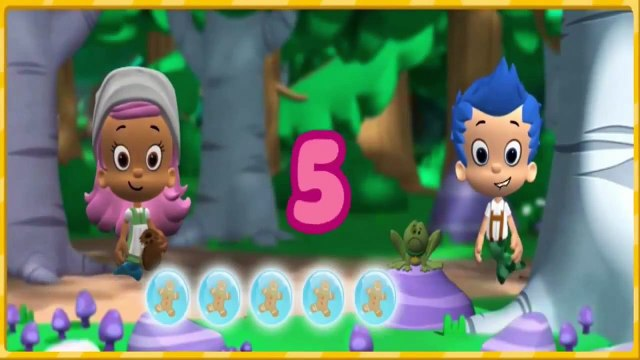 Bubble Guppies Game - Bubble Guppies Fin-tastic Fairytale Adventure
