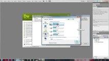 Drupal (Eng) (Spa) (Ger) (Fre) (Ita) (Por) (Swe) Video 4 - Drupal integration with dreamweaver
