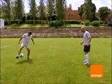 pub orange zinedine zidane fabien galthié le jongle