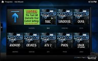 How to install Fusion & Hub Wizard on XBMC to get all the best sources!!!