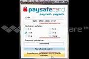 Paysafecard Code Generator[Working 100%]-FREE Paysafecard Pin Hack daily updated