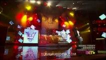 Cam'ron, Juelz Santana, Jim Jones & Freekey Zekey -- Salute live @ BET Hip-Hop Awards (Video)