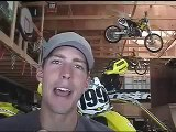 Nitro Travis Pastrana crashes Travis TV