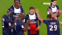David Beckham Khóc trong trận đấu cuối cùng của PSV David Beckham