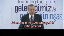 Erdoğan says America was discovered by Muslims,  not Columbus