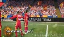 Le coup de boule de Zidane dans FIFA 16 !