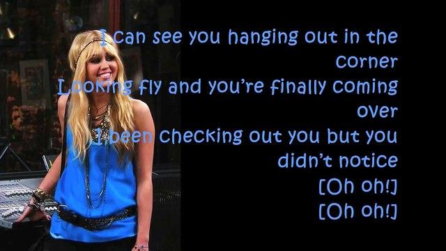 Hannah Montana Forever - GONNA GET THIS [Featuring Iyaz] lyrics