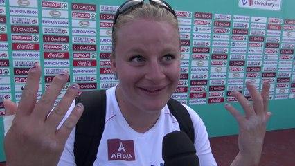 Alexandra Tavernier : « Le record au premier essai ! »