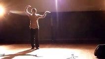 Salah Entertainer Hip hop dance legend   Winner Arabs Got Talent 2015