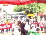 Alvaro uribe y sus caballos   (Que Viva Uribe)