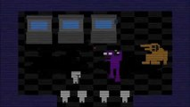 FNAF Theory: The Pink and Purple Guys Are The Same