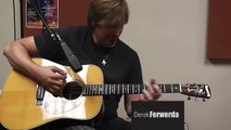 Derek Ferwerda Guitar Room - Hole Hearted - Extreme acoustic lesson