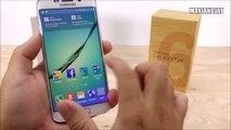 Parcels Aliexpress .Samsung Galaxy S6 .cool rewier
