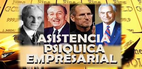 Asistencia psiquica empresarial de El Mensajero Solitario.org