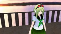 【Gumi English 】 Goodbye  【Vocaloid Cover カバ】(+MMD Test PV)