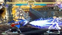 BlazBlue vs. Guilty Gear - Jin Kisaragi vs. Ky Kiske