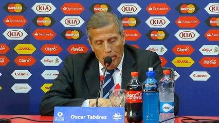 """Copa America: Tabarez: """"Müssen besser werden"""""""