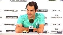 "Halle: Federer: ""Doppel soll Trend werden"""