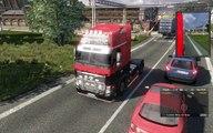 Euro Truck Simulator 2 - Train crash ETS 2