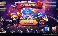 Zombie diary 2:evo Android Gameplay || Just4fun