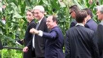 Migrants: Renzi et Hollande tentent d'apaiser les tensions