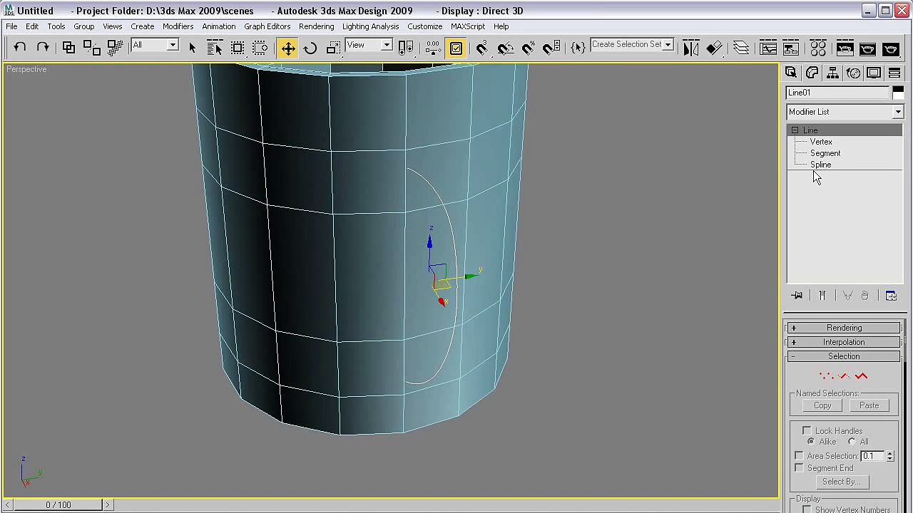 3Ds Max: A quick coffee mug