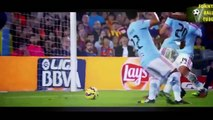 Barcelona 2015   MSN   Messi Suarez Neymar  Skills and Goals ► Football Skills 2015