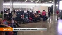 PRESENTAN ROBOT HUMANOIDE ASIMO A NIÑOS Y PADRES DE FAMILIA EN HONDA