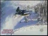 chutes de ski et luge