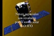 NAVES ESPACIALES reveladas por la sonda SOHO / SPACESHIPS revealed by SOHO