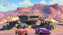 Disney Cars 2 Finger Family Nursery Rhymes Song | Daddy Finger Kids Songs Cartoon