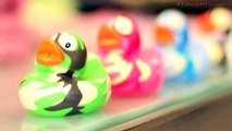 Best Rubber Ducky Baby Bath Toys For Toddlers & Kids For Sale Like Tub Bathing Camo Duckies
