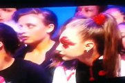 Mackenzie beats Maddie!!Everyone is shocked