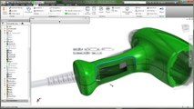 Autodesk Inventor 2012 User Interface Highlight Reel